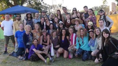 Transforming Drug Use at Festivals