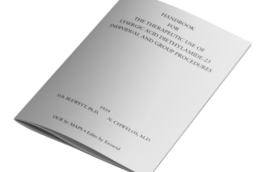Handbook for the Therapeutic Use of LSD: Individual and Group Procedures (1959)